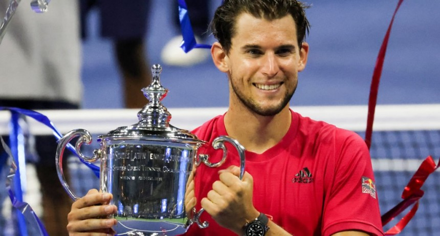Dominic Thiem ganó el US Open 🎾